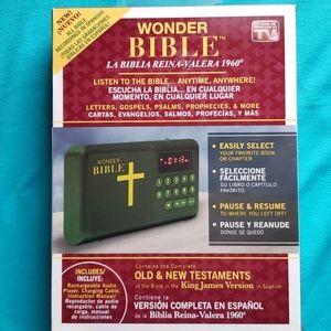 Wonder Bible en español